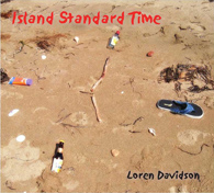 Lore Davidson - Island Standard Time CD