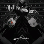 "Picture of the cover for ""Of All the Rum Joints"""
