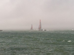 Picture of Louis Vuitton cup race